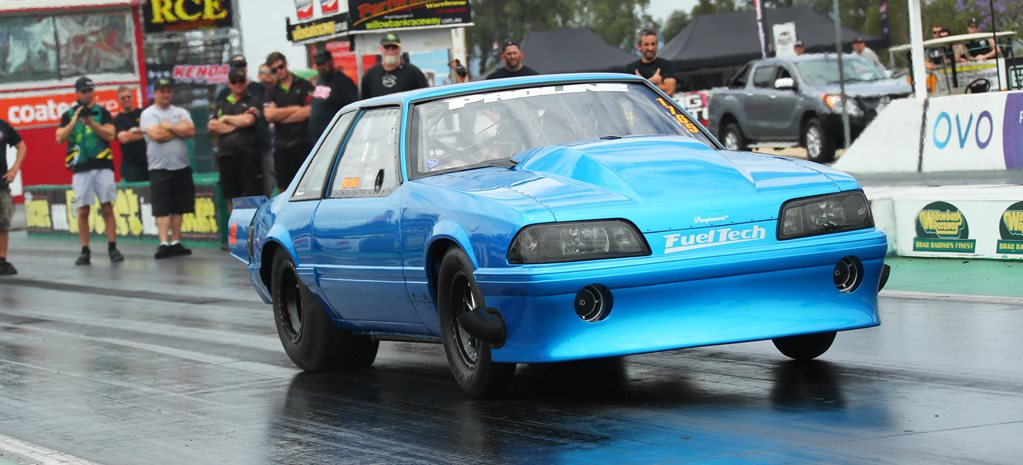 Ford Mustang foxbody Proline wide