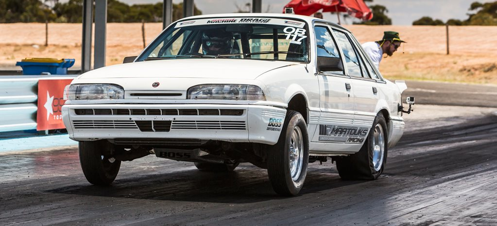 VL Commodore turbo wide