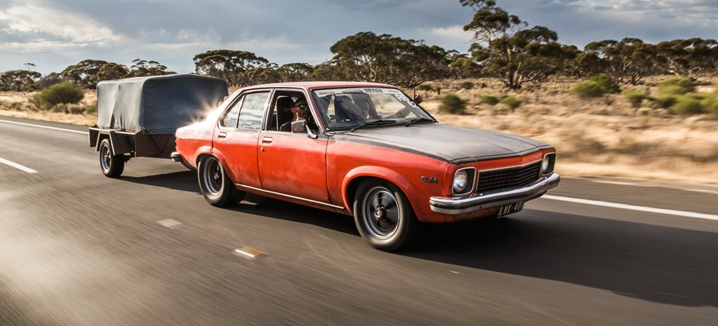 Holden Torana Crusty wide