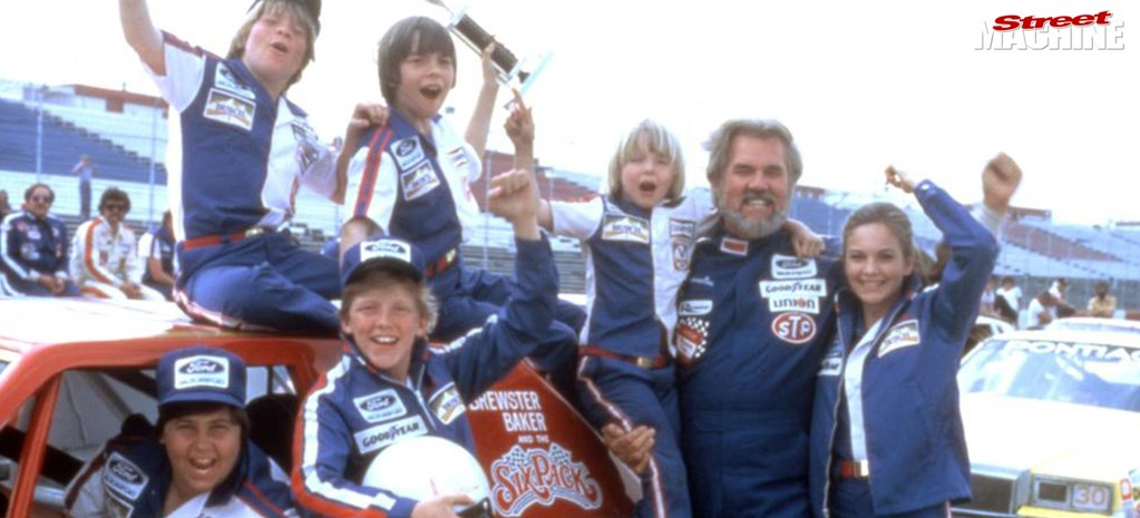 Six Pack 1982 Ripper Car Movies