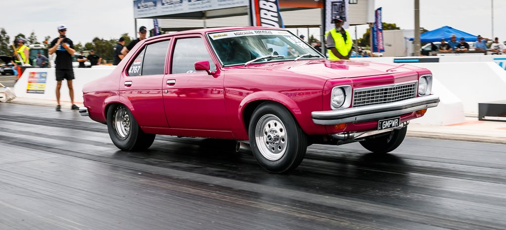 LH Torana twin turbo LS GMPWR wide