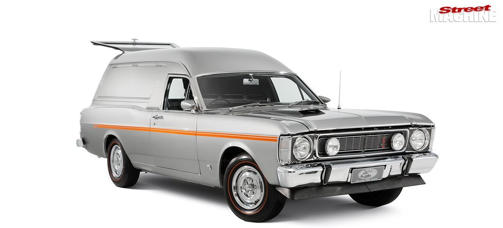 ford falcon panel van front 2 wide
