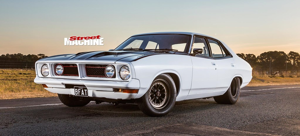 ford falcon xb 1896 nw