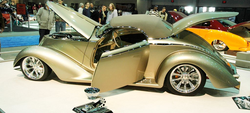 Chip Foose hot rod w