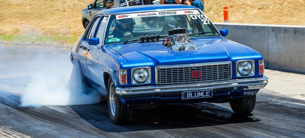 HJ Holden blown w