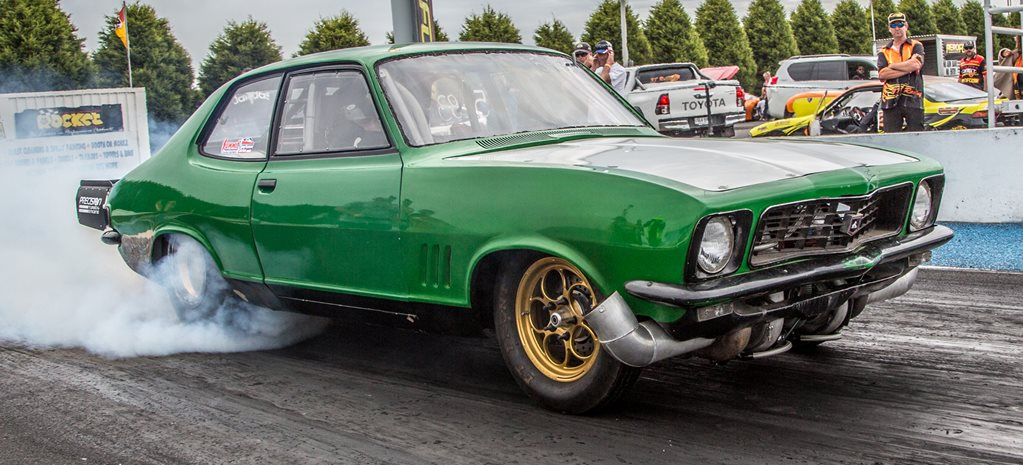 Holden LJ Torana Hemi twin turbo w
