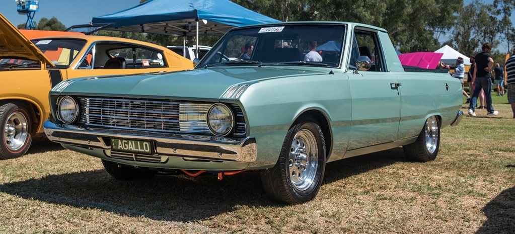 Chrysler Valiant ute turbo w