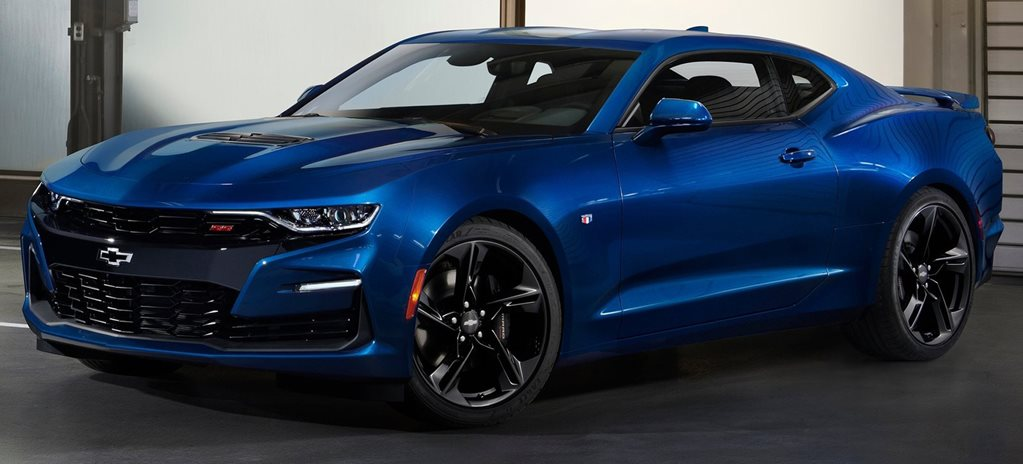 2019 Chevy Camaro Facelift Revealed