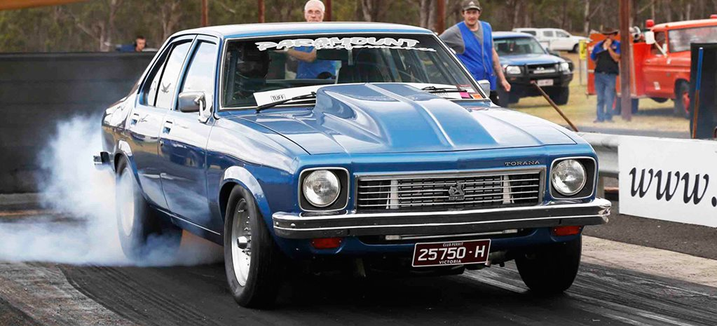 Brad Lane Torana long