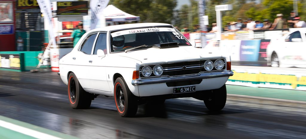 Ford Cortina Windsor Nitrous w