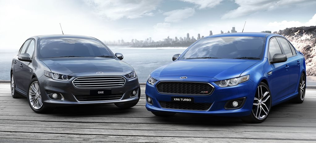 Ford Falcon prices announced
