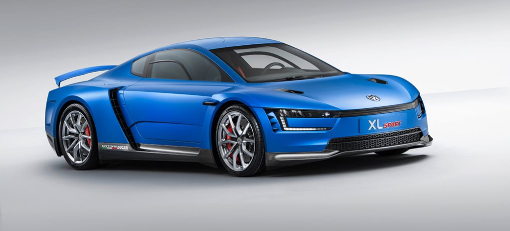 Volkswagen XL Sport revealed