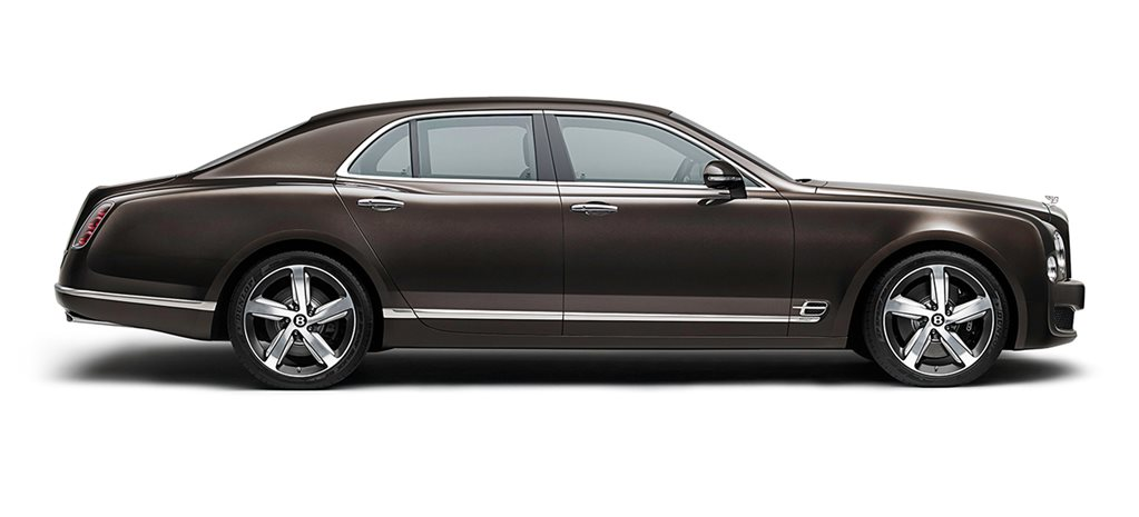 Bentley Mulsanne Speed is fastest office on wheels