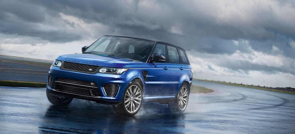 Range Rover Sport SVR to take on aftermarket tuners