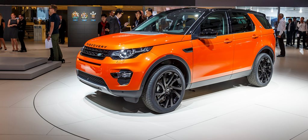 Land Rover Discovery Sport fully revealed