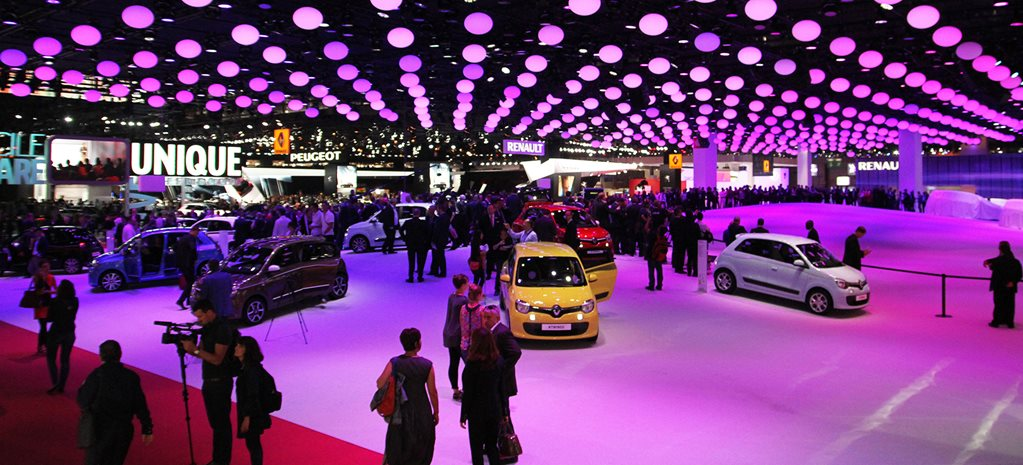 The Weekend Read: Paris Motor Show 2014