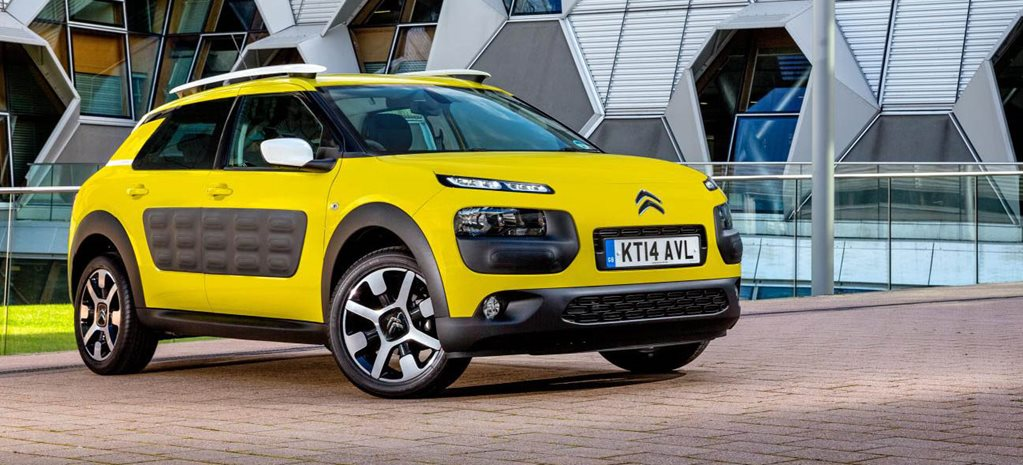 Citroen Cactus confirmed for Australia