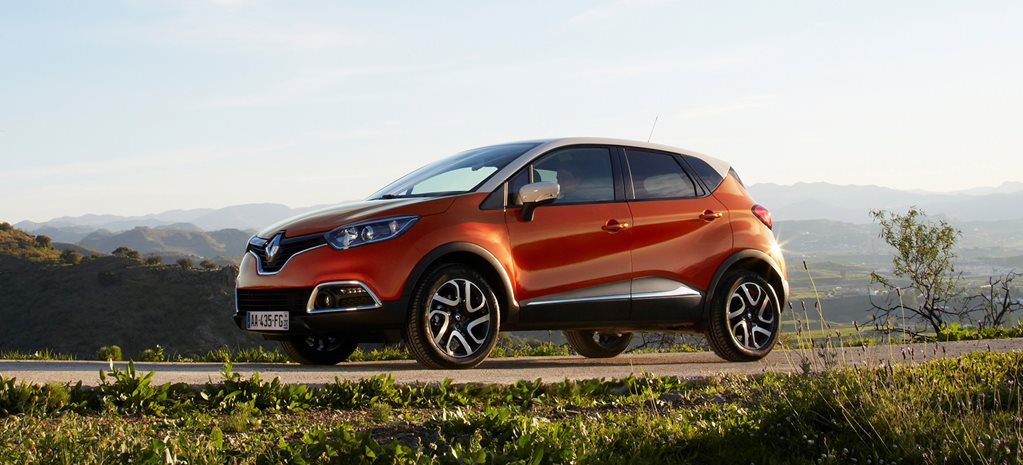 Renault Captur ready to roll