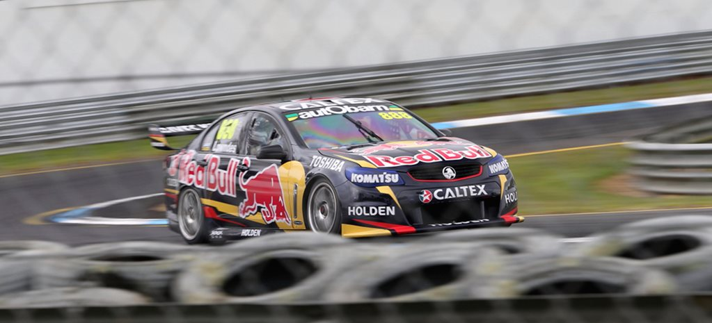 Red Bull Racing V8 Supercar Review