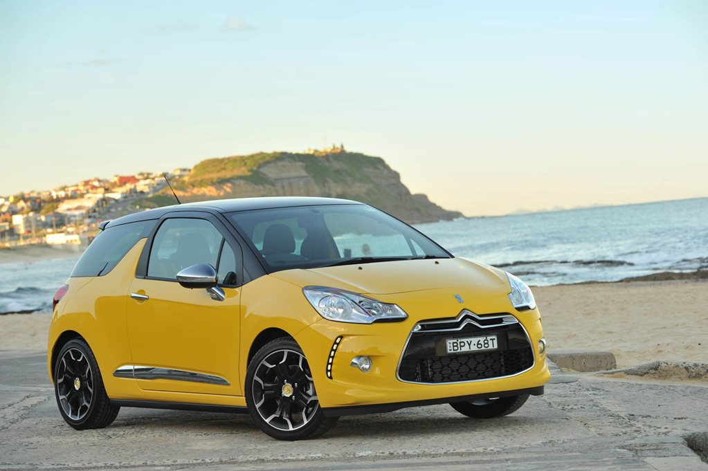 Citroen DS3 DSport