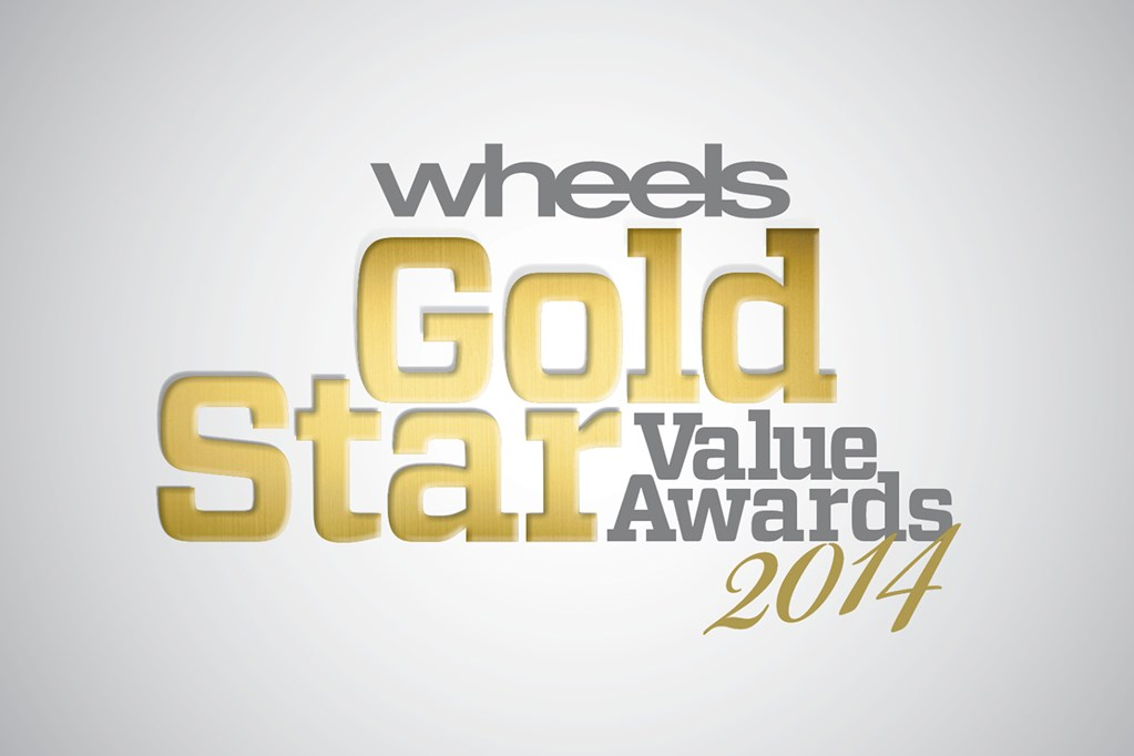 Wheels Gold Star Value Awards