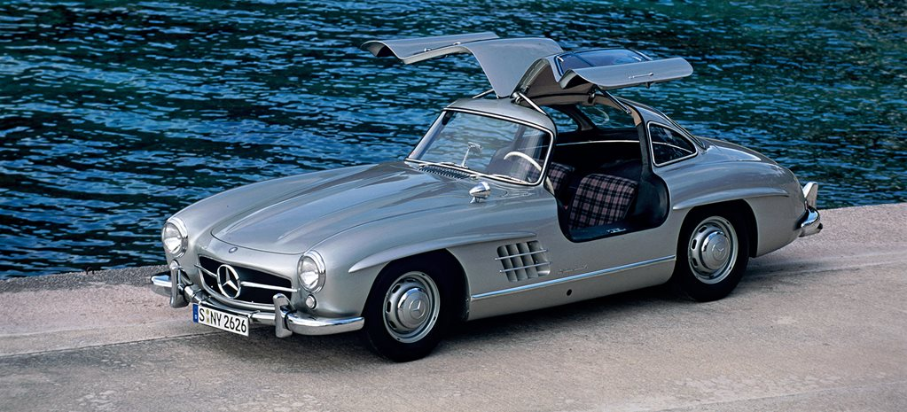 'One-off' Benz SL tribute tipped for Motorclassica