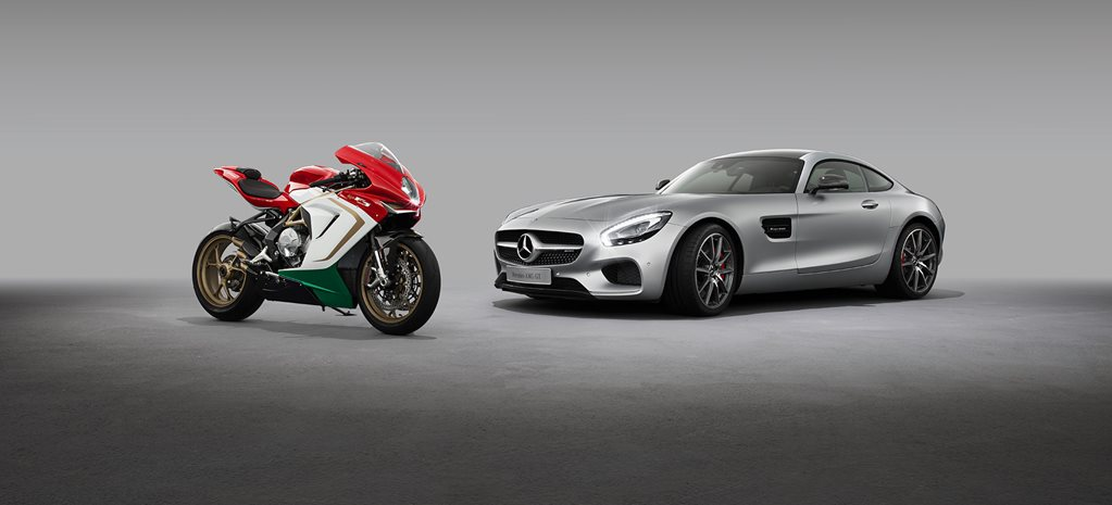 Mercedes-AMG buys into MV Agusta