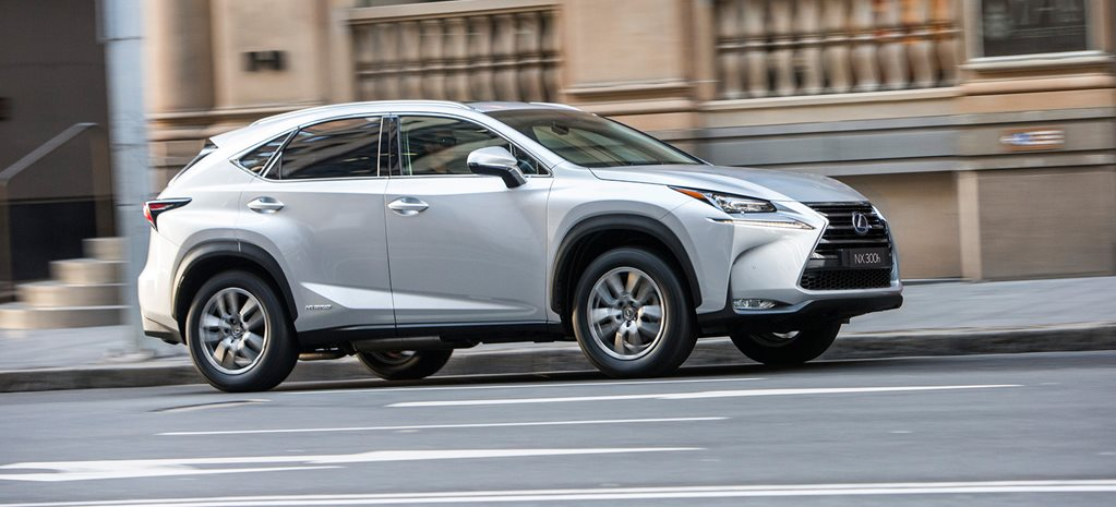 Lexus NX300h review