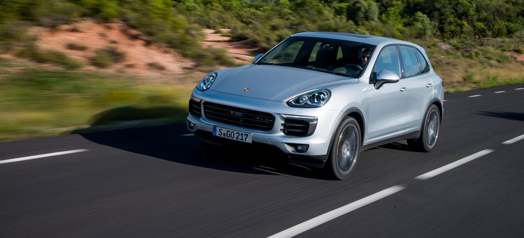 Porsche Cayenne S review