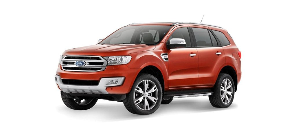 Revealed: Aussie born and bred Ford Everest