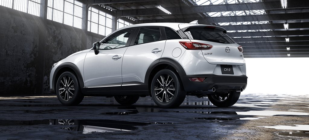 LA show: CX-3 to steal Mazda 3 sales