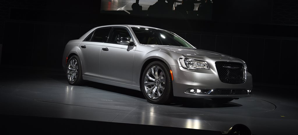 LA show: Chrysler 300C facelift