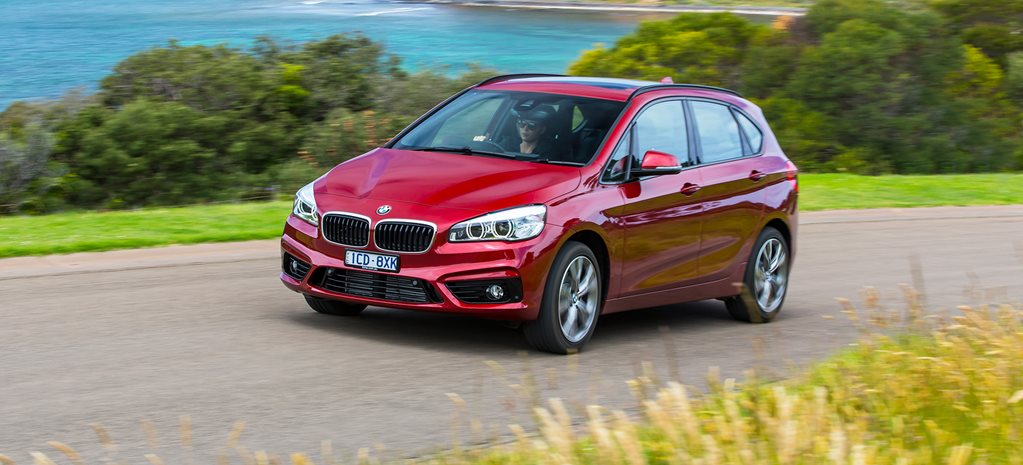 2014 BMW 218i Active Tourer review