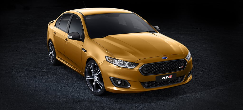 Ford 'under-called' XR8 demand
