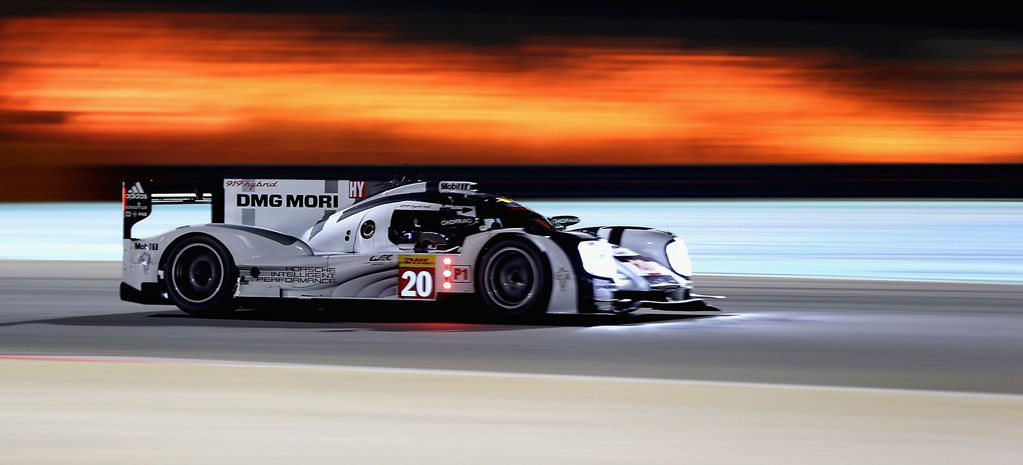 Webber crashes out of WEC finale