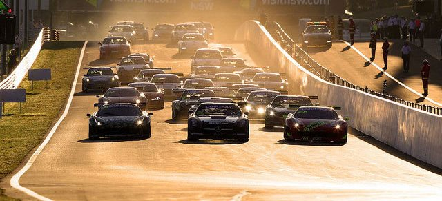 Bumper field for Bathurst 12 Hour