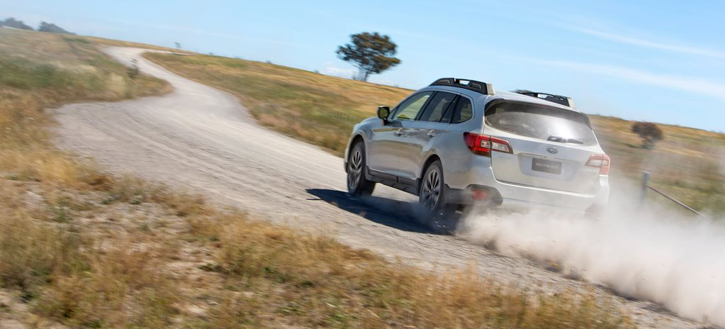 2015 Subaru Outback 2.5i Review