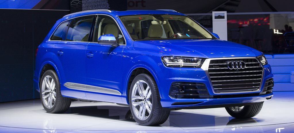 Detroit Motor Show: Audi to expand sporty SUV family