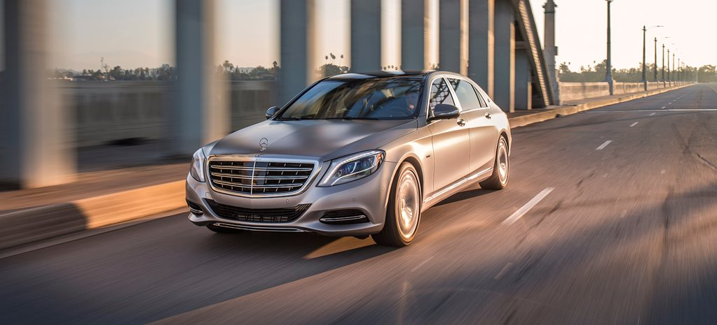 2015 Mercedes-Maybach S600 review