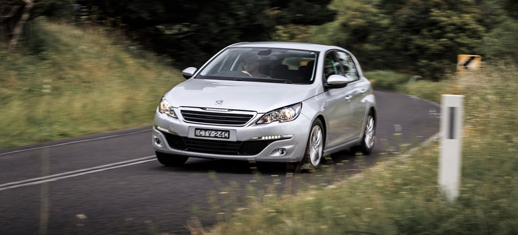 Car of the Year 2014 Finalist: Peugeot 308