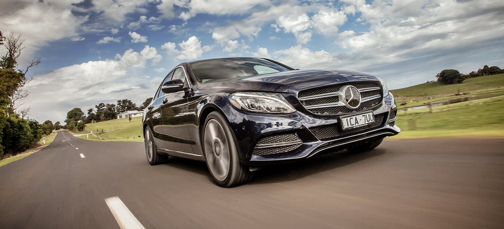 Car of the Year 2014 Finalist: Mercedes-Benz C Class