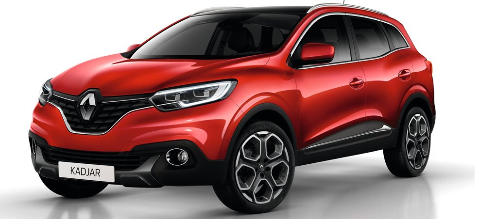 Renault Kadjar first official pics