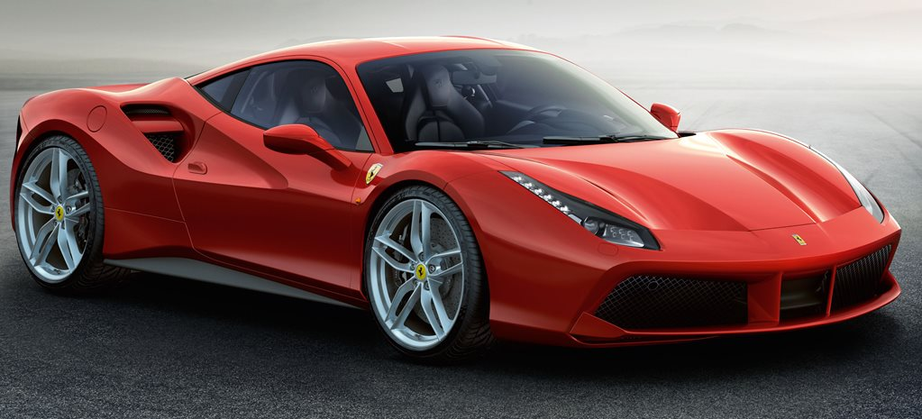 2015 Ferrari 488 GTB first official pics
