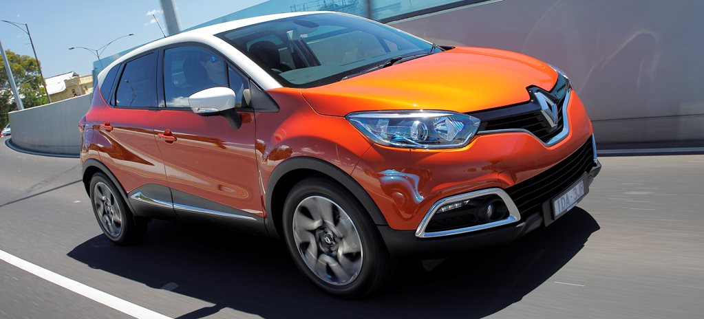 2015 Renault Captur review