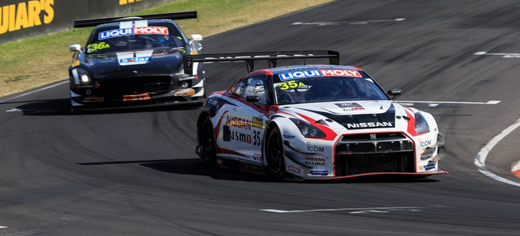 Nissan snares Bathurst 12 hour win