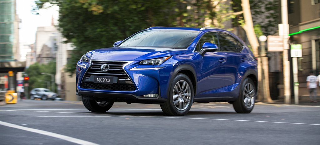 Lexus NX200t review
