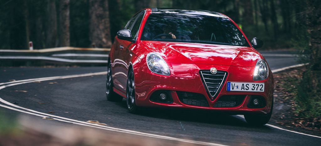 2015 Alfa Romeo Giulietta review