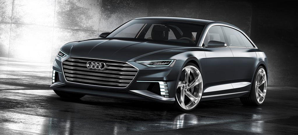 2015 Geneva Motor Show: Audi Prologue Avant first official pics
