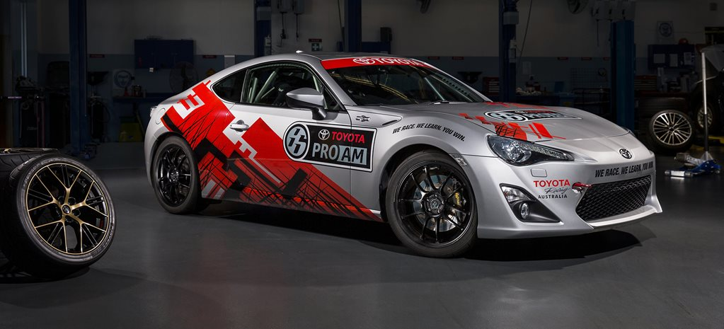 Toyota 86 one-make race series