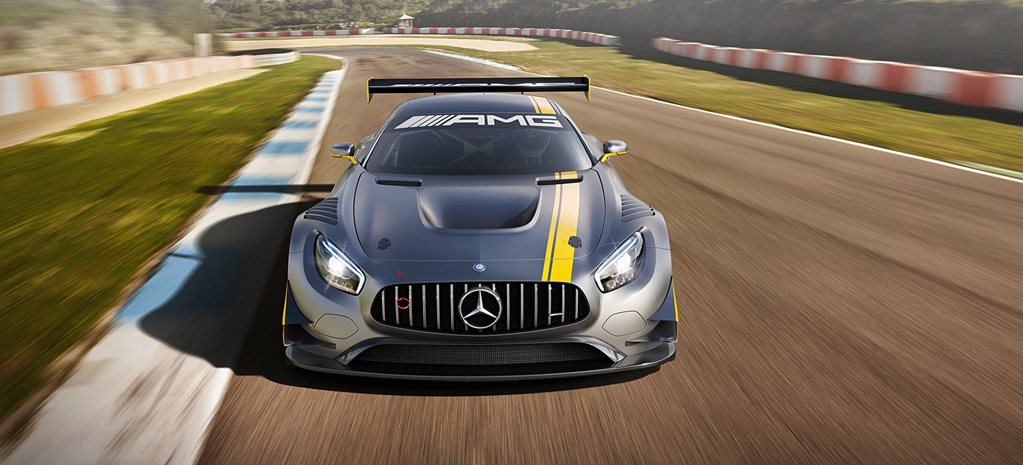 2015 Geneva Motor Show: Mercedes-AMG GT3 first official pics